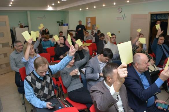 Обрано новий склад керівного органу РПР