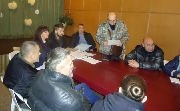 В Іванківському ветеранам АТО роз'яснили права