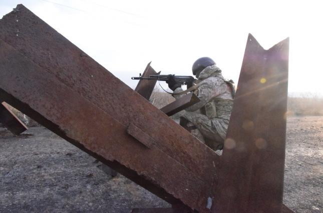 Український військовий вчинив самогубство в зоні бойових дій