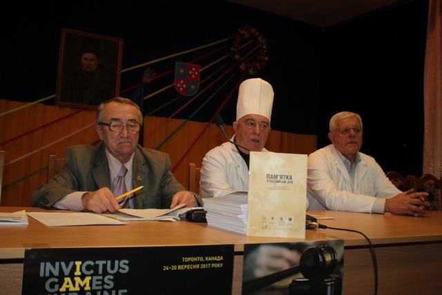 У Вінниці презентували «Пам'ятку» АТОвцям