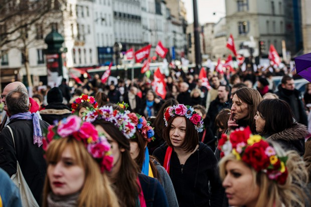8 березня: не про красу, жіночність та чарівність