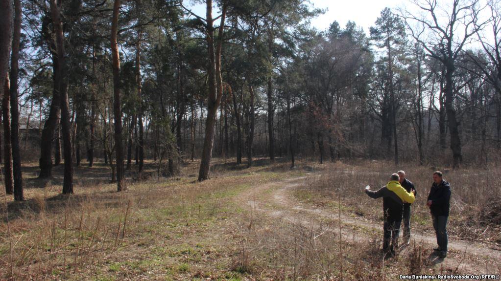 У Черкасах обмаль землі для учасників бойових дій