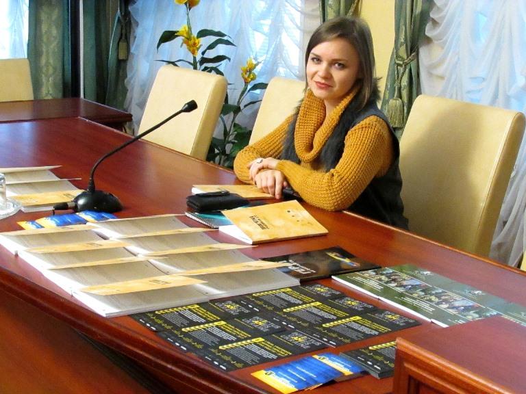 У Житомирі презентували пам'ятку для учасників АТО