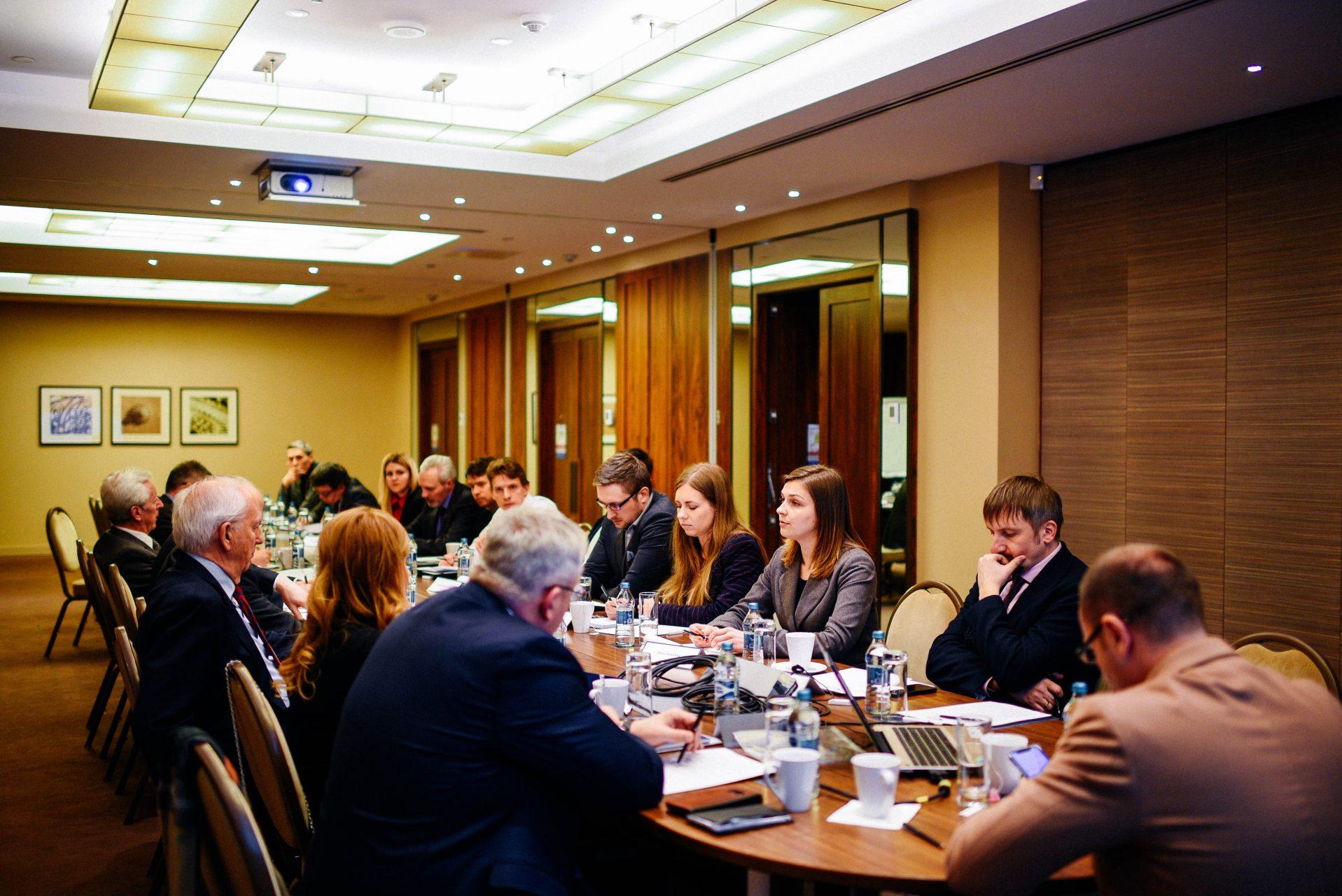 Зустрічі В Рамках Проекту Європа В Україні