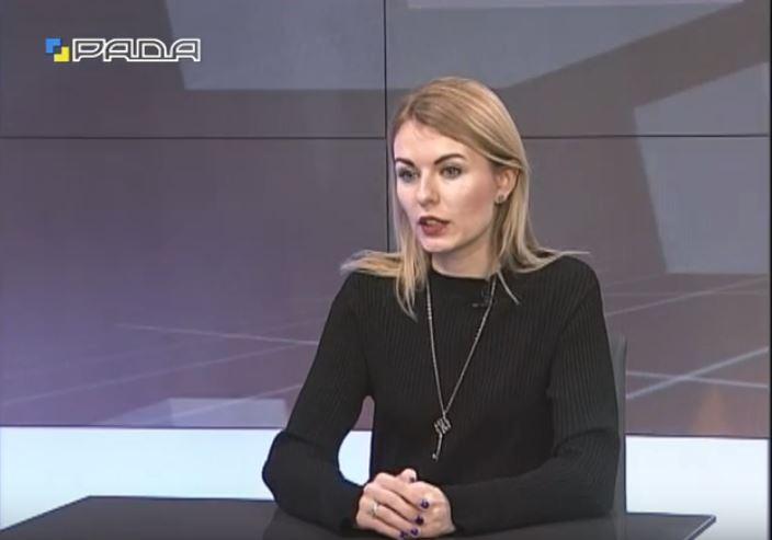 #політикаUA Леся Василенко