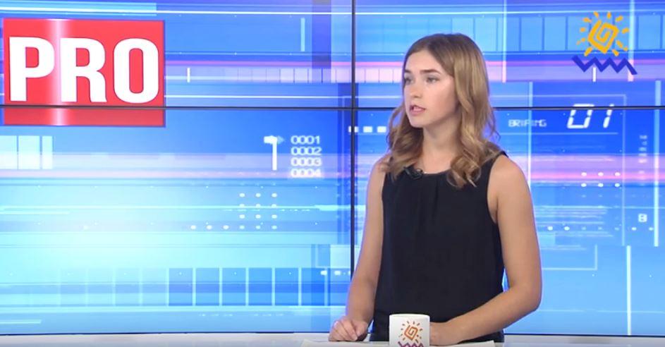"""Вікторія Дідач, юрист-аналітик ГО """"Юридична Сотня"""""""