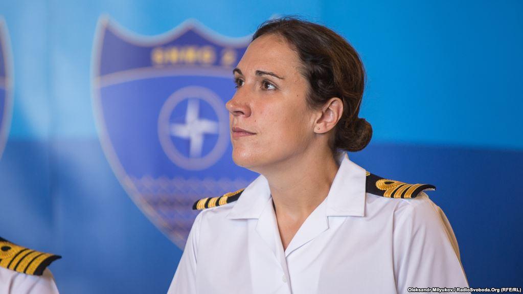 Попри стереотипи: жінки на військовому флоті