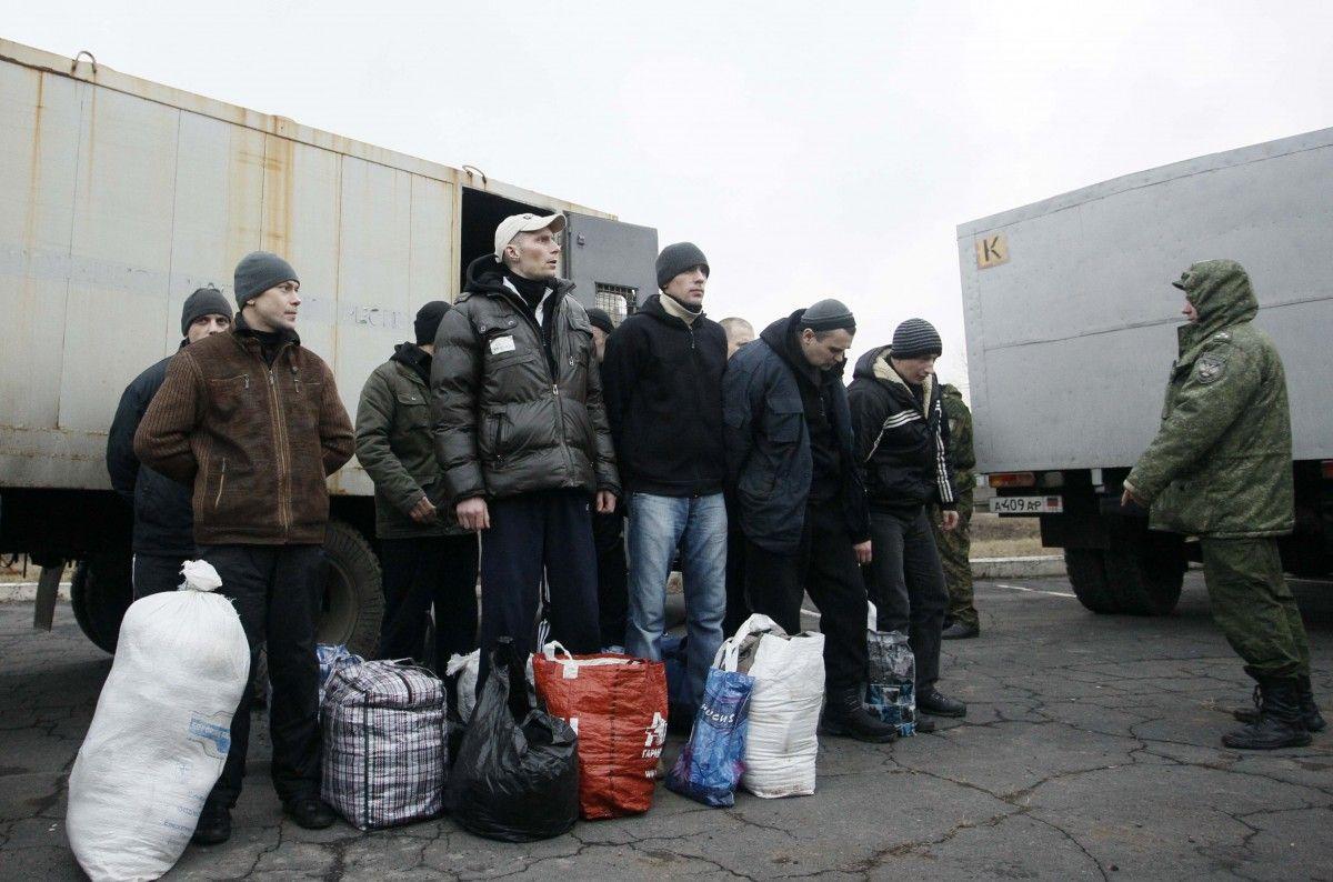 Українські бранці Кремля