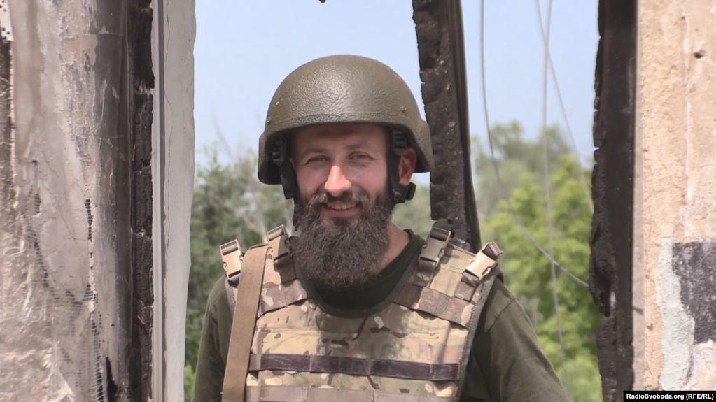 Воюючи в лавах ЗСУ, отримав заборону в'їзду до України