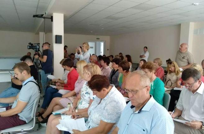У Житомирі обговорили новий закон про ветеранів