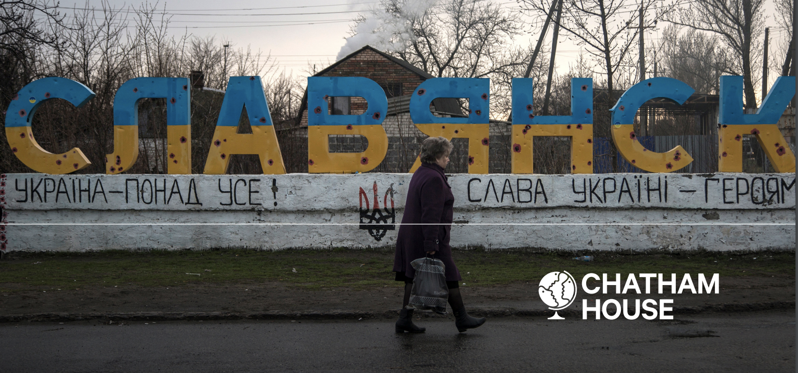Resilient Ukraine: Safeguarding Society from Russian Aggression